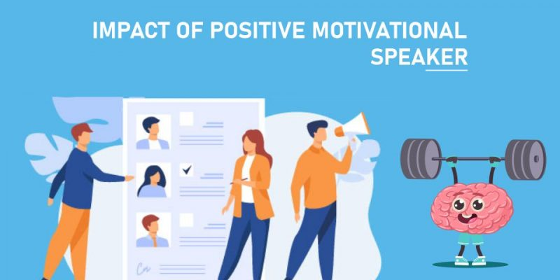 How can positive motivational speakers influence our health?